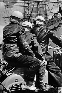 by Leonard Freed, Amsterdam, 1964 Types Of Photography, Free Photography, Leonard Freed, Alexey Brodovitch, Retro Scooter, Civil Rights Movement, The New School, Magnum Photos, Working Class