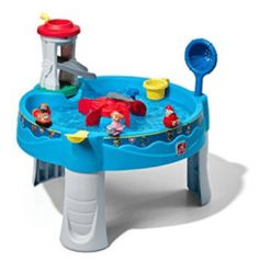 Little ones will be wagging their tails for hours of fun with the Paw Patrol Water Table by This kid's water table let's little ones help Ryder look for doggies in the water through the periscope on top of Lookout Tower. Paw Patrol Lookout, Paw Patrol Pups, Paw Patrol Party, Paw Patrol Birthday, Paw Patrol Gifts, Best Water Table, Water Table Toy, Sand And Water Table, Lookout Tower