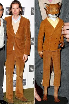 'Fantastic Mr. Fox' Style - Wes Anderson's Tailor Talks Suits and Cinema