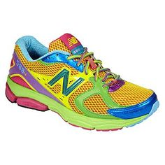 New Balance- -Women's 580 Running Athletic Shoe - Multi-Color
