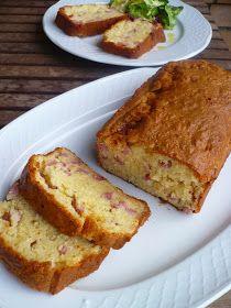 Cake au Jambon Una receta absolutamente deliciosa ! La receta me la pasó mi amiga Montserrat , es una especialidad ...