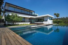 Stone, Fence, Pathway, Contemporary, Infinity Pool