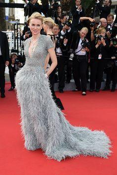 Cannes 2015 - Naomie Watts in Elie Saab Couture - Day 1 (cérémonie d'ouverture)