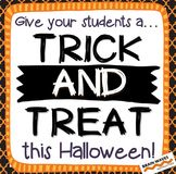 Halloween Activity -  Figurative Language & Reading Comprehension