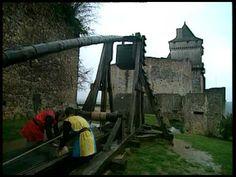 C'est pas sorcier : les châteaux-forts
