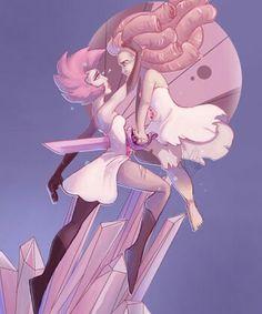 Pink Diamond vs Rose