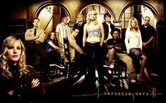 Veronica Mars.- After her best friend is murdered and her father is removed as county sheriff, Veronica Mars dedicates her life to cracking the toughest mysteries in the affluent town of Neptune.