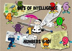Numbers (1 - 10)