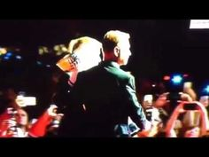 STANLEY CUP MAKES ITS GRAND ENTRANCE AT CHICAGO BLACKHAWKS FAN CONVENTIO...
