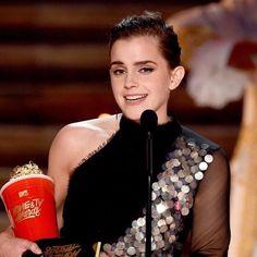 Emma Watson At MTV Awards 2017