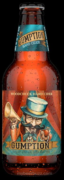 mybeerbuzz.com - Bringing Good Beers & Good People Together...: Woodchuck Hard Cider Unveils New Gumption Cider