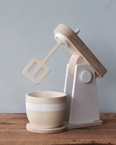 Odin Parker - Shop All Informations About Handmade Wooden Mixer Gives 7 meals Pin You can easily use Handmade Wooden, Handmade Toys, Wood Toys, Wooden Baby Toys, Wooden Toys For Kids, Montessori Toys, Wooden Kitchen, Toys For Girls, Baby Girls