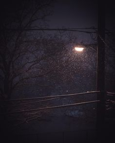 Snowy night in New Jersey. [4000x5000] [OC]