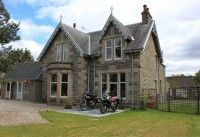 Avondale House, Kingussie, Inverness-shire. Bed and Breakfast Holiday Accommodation in Scotland.