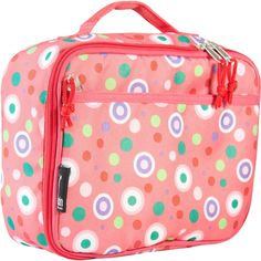 My Sweet Dreams Baby - Kid's Lunch Boxes - Polka Dots (http://www.mysweetdreamsbaby.com/wlunchboxes.htm)