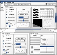 Powerful diagramming CASE tool for documenting and designing software and business processes using UML, BPMN, SysML, ArchiMate & other diagrams. User Interface Design, Wireframe, Lorem Ipsum, Bar Chart, Floor Plans, Diagram, Bar Graphs, Ui Design, Floor Plan Drawing