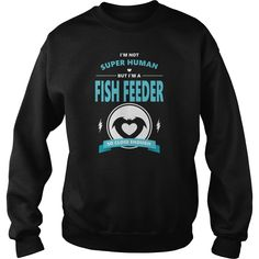 #FISH FEEDER JOBS TSHIRT GUYS LADIES YOUTH TEE HOODIE SWEAT SHIRT VNECK UNISEX, Order HERE ==> https://www.sunfrog.com/Jobs/130397322-855292972.html?89700, Please tag & share with your friends who would love it, finger knitting, knit for kids, knit baby #bomberos #parenting #men