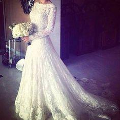 Wedding Dress. Isle yes, reception maybe... girl gotta dance !