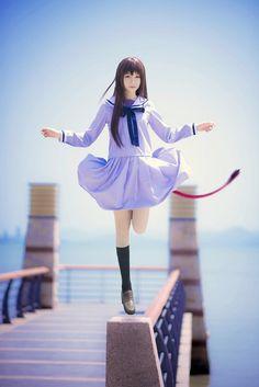 Hiyori cosplay (Noragami)
