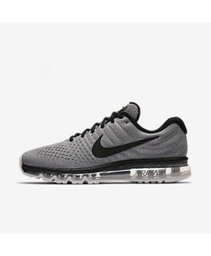 online store 59b5e de8a1 Nike Air Max 2017 Mens Grey Black Trainers Cheap Nike Air Max, Buy Cheap,