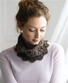Honeycomb Neck Warmer - Media - Crochet Me