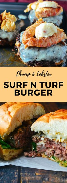 Delicious surf and t