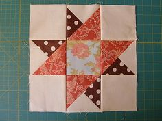 !Sew WE Quilt!: 2 guests today..scroll down to see Connie too....And Block party guest #2 Alidiza with her - Air Castle Block Tutorial