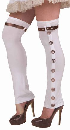 femail steampuck costumes | ... costumes steampunk costume accessories steam punk woman costume spats