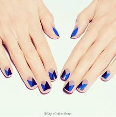 Blue and other colors