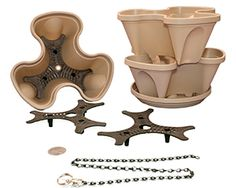 Stacking Planters - Garden Supply