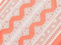 Petal Crafts Chantilly Premade Edible Lace
