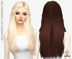 [TS4] HALLOWSIMS CAZY'S NORTHERN STAR: SOLIDS