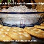 Crock-Pot Crab Rangoon Dip