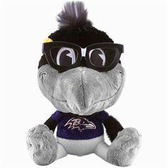Baltimore Ravens Mascot Study Buddy