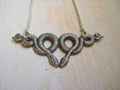 The Matthew A Handmade Recycled Kissing Silver by BANJOandBONE