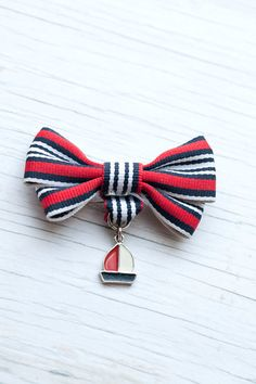 Sailor Brooch