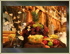 Harvest Acres Farm | Indoor or Outdoors Weddings Decorations & Center Pieces for your Special Event, Wedding, or Party in our Barn Rental | Venues | Tri-Cities Johnson City Bristol Kingsport Jonesborough Limestone TN Tennessee