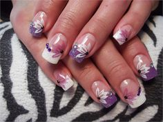 Day 104: Spring Bouquet Nail Art - - NAILS Magazine