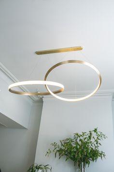 Design lamp at The Kettle Black, Melbourne | un-fold-ed.com