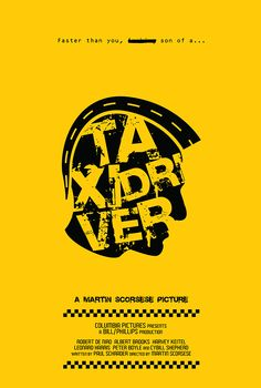 Taxi Driver - alternative poster on Behance by John Fernandez for the movie poster competition Poster Competition, Illustrator Cs6, Columbia Pictures, Martin Scorsese, Taxi Driver, Poster On, Alternative, Creativity, Behance