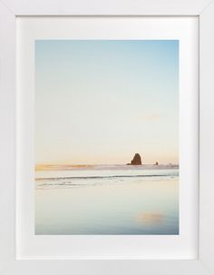 Cannon Beach No. 2 by Kamala Nahas at minted.com