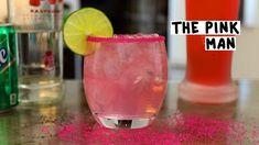THE PINK MAN 1 oz. (30ml) Raspberry Vodka 1 oz. (30ml) Kinky Pink Liqueur 3 oz. (90ml) Strawberry Lemonade Lemon Lime Soda Rim: Pink Sugar Garnish: Lime Slice PREPARATION 1. Rim the edge of your glass using pink sugar. Set aside. 2. In a shaking glass with ice, combine raspberry vodka, kinky pink liqueur, and strawberry lemonade. Shake well. 3. Strain mix into rimmed glass over ice and top with lemon lime soda. 4. Garnish with a lime wheel. DRINK RESPONSIBLY!
