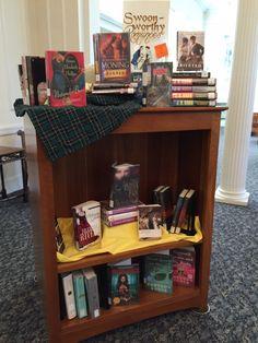 Swoonworthy Romances (the NPR List) Library Book Displays, Library Books, Romances, Liquor Cabinet, Storage, Furniture, Home Decor, Purse Storage, Decoration Home