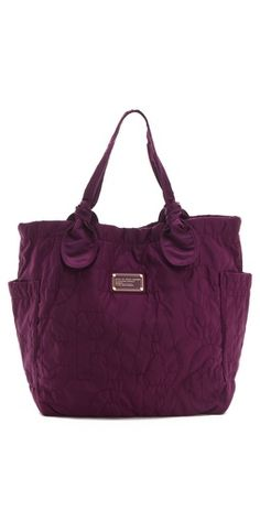 nylon tote / marc by marc jacobs... great color!