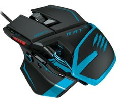 Mad Catz Announces R.A.T. TE gaming mouse