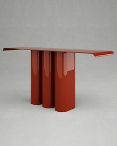 Collectible dining tables, coffee tables and consoles by Francesco Balzano.