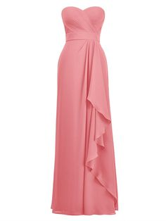 Alicepub Women's Maxi Bridesmaid Dress for Prom Long Formal Evening Party Gown * Read more reviews of the product by visiting the link on the image. (This is an affiliate link and I receive a commission for the sales)