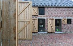 "category ""Single-Family House"" project ""Rabbit Hole, Gaasbeek - Belgium"""