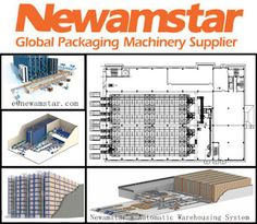 Automatic-Warehousing-System: Newamstar's Automatic Warehousing System(Beverage ...