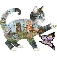 Sunsout Jigsaw Puzzles Kitten Puzzles Cat Puzzle 1000 Piece Jigsaw Puzzles New #SunsOut